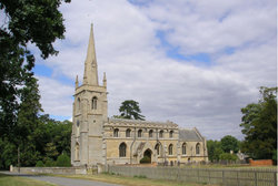 St Denys' Churchyard