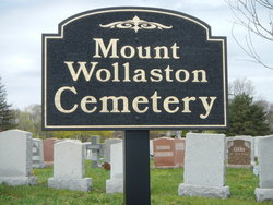 Mount Wollaston Cemetery