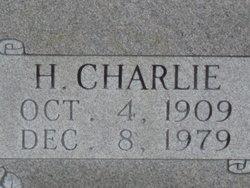 H. Charlie Tidwell