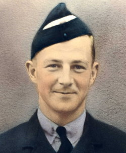 Flight Sergeant Stanley Noel Curtis