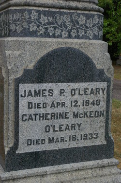 James P O'Leary