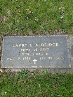Lawrence Elvin Aldridge