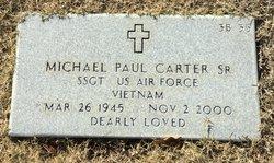 Michael Paul Carter, Sr