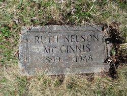 Ruth <I>Nelson</I> McGinnis