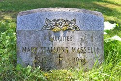 Mary <I>Stallone</I> Masselli