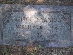 George Richard Yancey