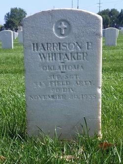 Harrison Powell Whitaker