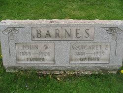 Margaret Elizabeth <I>Boyd</I> Barnes