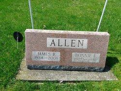 Bonnie Ethelyne <I>Thompson</I> Allen