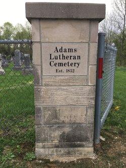 Old Adams Church Cemetery