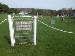 Saint Anna Catholic Cemetery