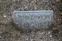 John Lowery, Jr
