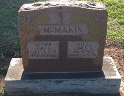 James B McMakin