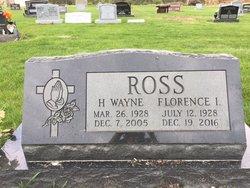 Herschel Wayne Ross