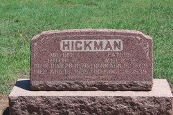 Welk P. Hickman