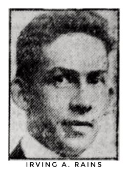 Irving A. Rains