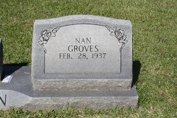 "Allen ""Nan"" <I>Groves</I> Allen"