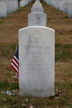 George Garvie, Jr
