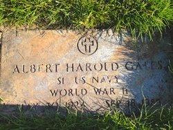 Albert Harold Gates