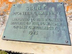 Selby Pioneer Cemetery