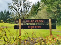 Gales Creek Cemetery