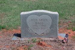 Dixie Burlita <I>Green</I> Hall