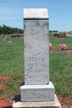 Nellie Hickman