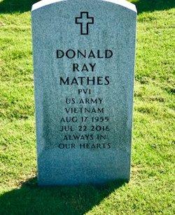 Donald Ray Mathes