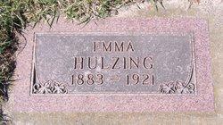 Emma <I>Fredrickson</I> Hulzing