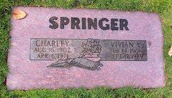 Springer charley Charles Springer
