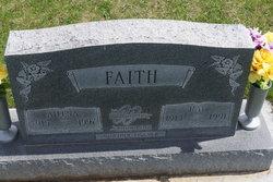 """Ailena """"Mary"""" <I>Beeson</I> Faith"""