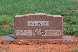 James Harrison Barnes