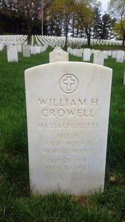 William Henry Crowell