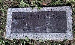 Sally Maye <I>Seale</I> Gardner