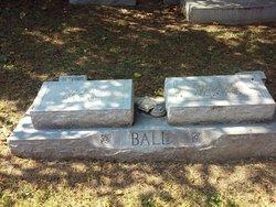Rosa Gertrude <I>Carter</I> Ball