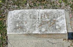 Annie Maria <I>Chadwick</I> Fulford