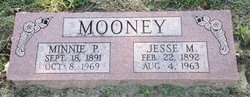 Jesse M Mooney
