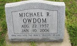 Michael Ray Owdom