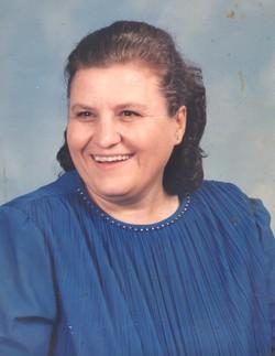 Peggy Jean <I>Alexander</I> Norris
