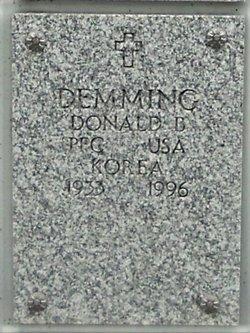 Donald Buchanan Demming