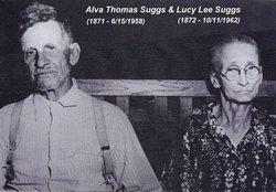 """Alva Thomas """"Alvie"""" Suggs"""