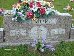 Annie Jane <I>Brooks</I> Elmore