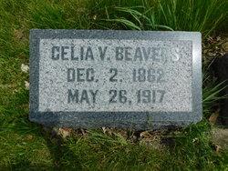 Celia V. <I>Ashbrook</I> Beavers