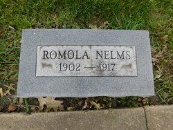Romola Nelms