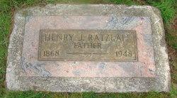 "Heinrich J. ""Henry"" Ratzlaff"