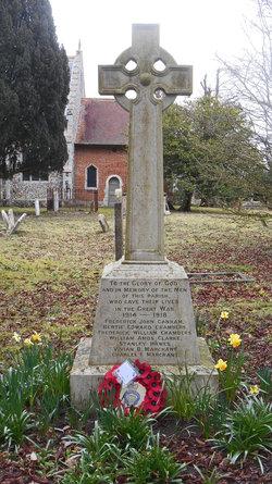 Southolt War Memorial
