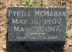 Pyrtle McMahan