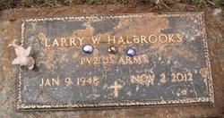 Larry Wayne Halbrooks
