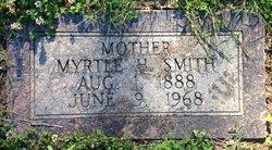 Myrtle H Smith