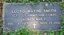 Lloyd Wayne Smith